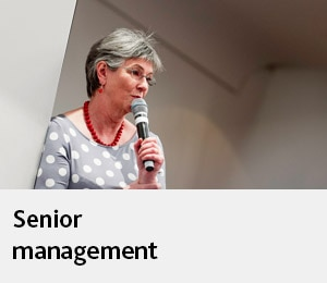 Senior management