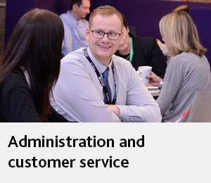 Administration and customer service