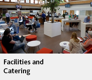 Facilities and catering