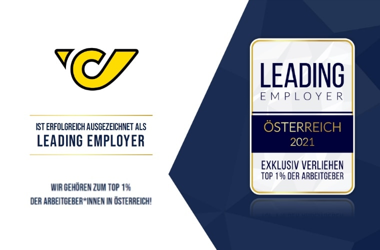 Post ist Leading Employer