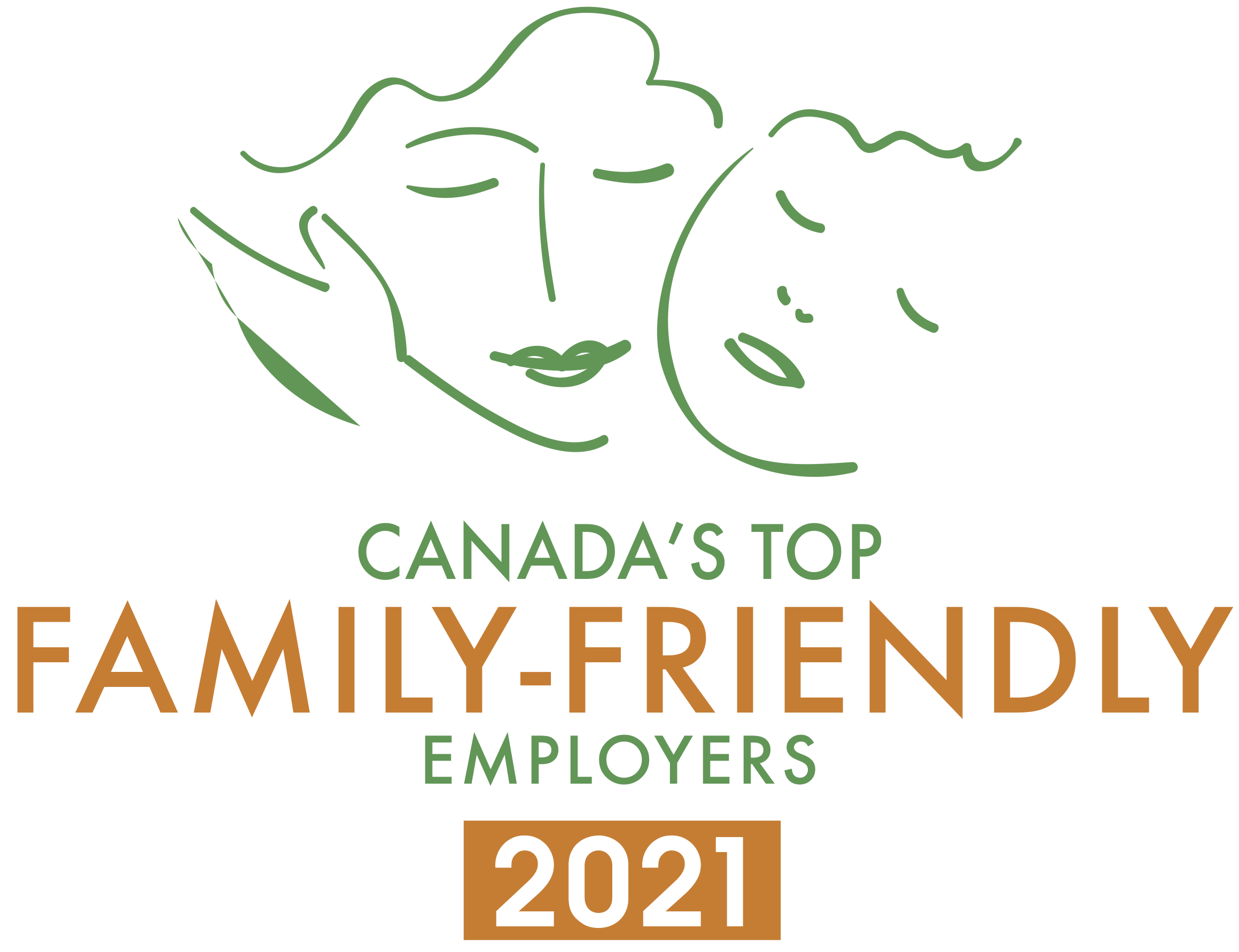 Canada's Top Family-Friendly Employers (2021)