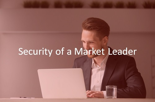 Security of a market leader