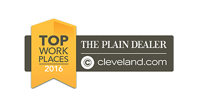 top places to work in Cleveland icon