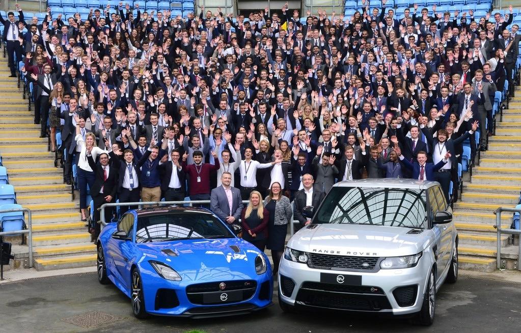 Jobs At Jaguar Land Rover