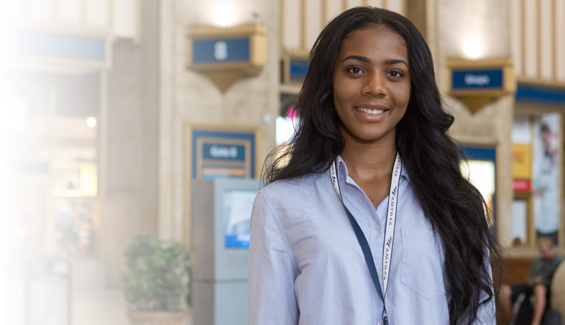 Amtrak Employee Stories: Nevaeh