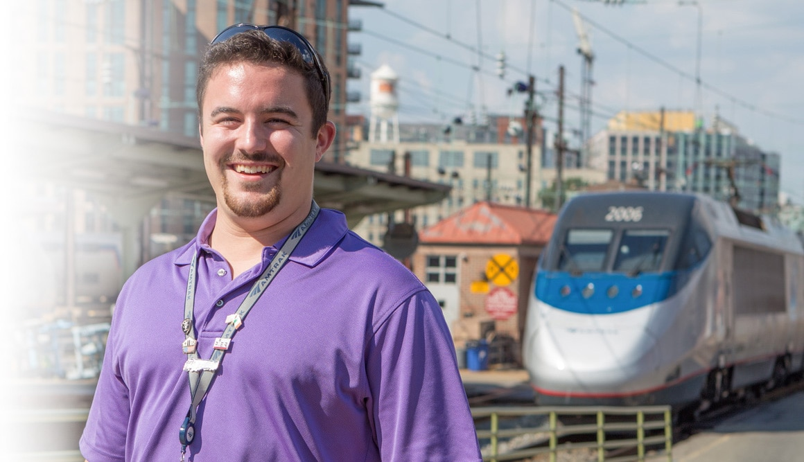 Amtrak Employee Stories: Mickey