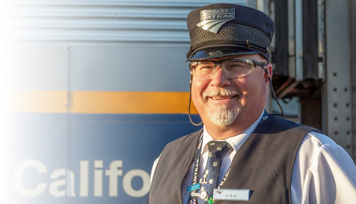 Employees at Amtrak: Oren