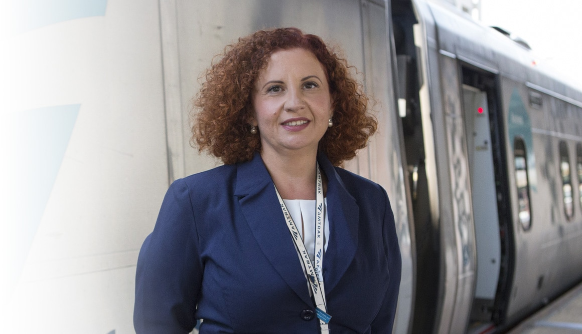 Employees at Amtrak: Jenny