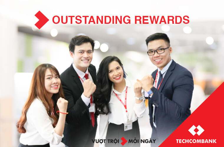 Techcombank outstanding rewards