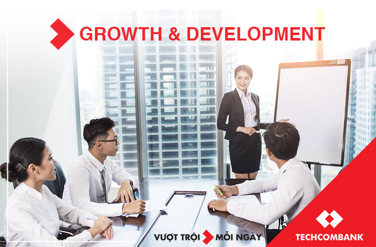 Techcombank growth and development