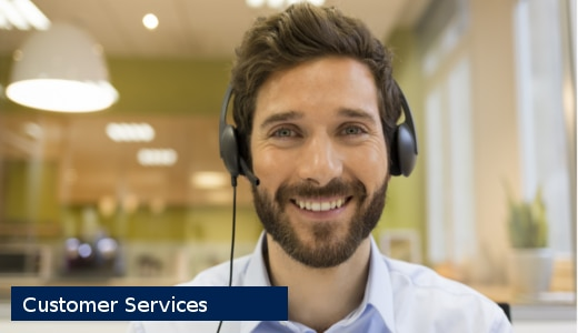 Jobs in the area of Customer Services at Arvato
