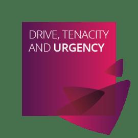 DriveTenacityUrgency