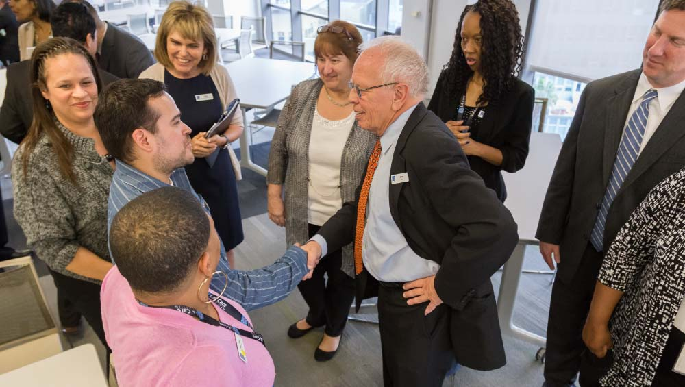 Career Growth at L.A. Care