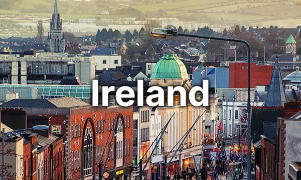 爱尔兰风景