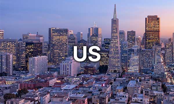 美国风景景观