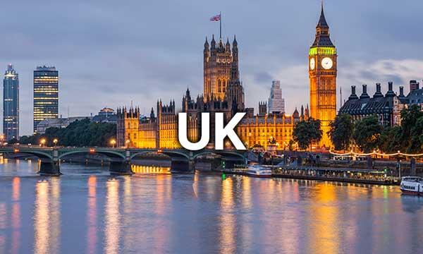 英国风景景观
