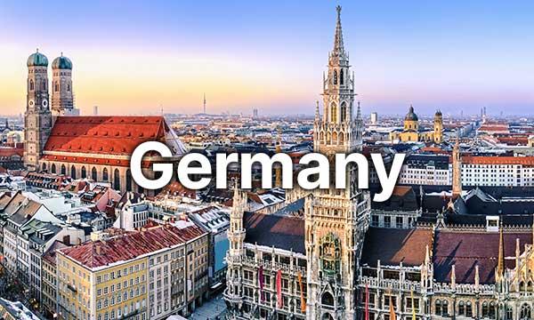 德国风景景观