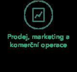 Prodej, marketing a komerční operace