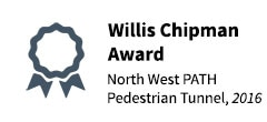 2016 Willis Chipman奖- North West PATH