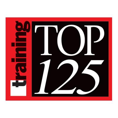 Training Top 125 award logo