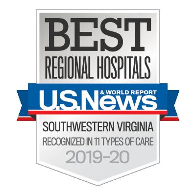 U.S. News award logo