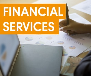 Image link to financial services page