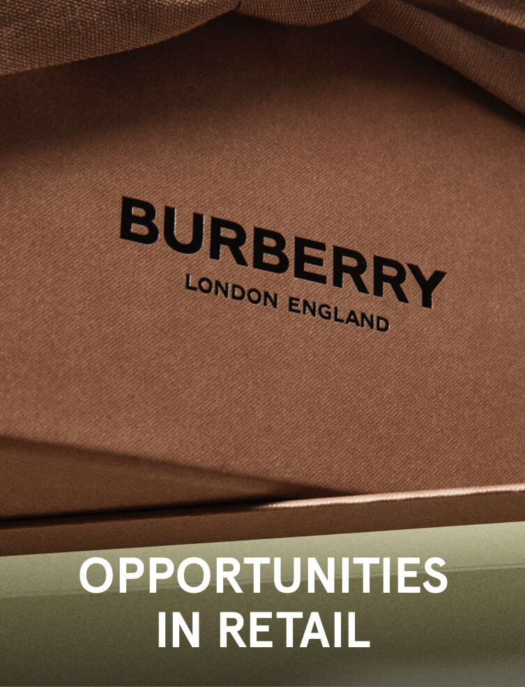 Careers at Burberry