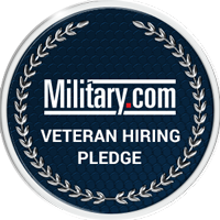 Validate Military.com Veteran Hiring Pledge