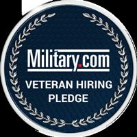 Validate Military.com Veteran Hiring Pledge