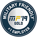Military Friendly Employer Award
