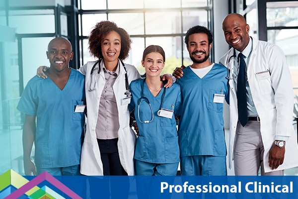 Professional Clinical Jobs